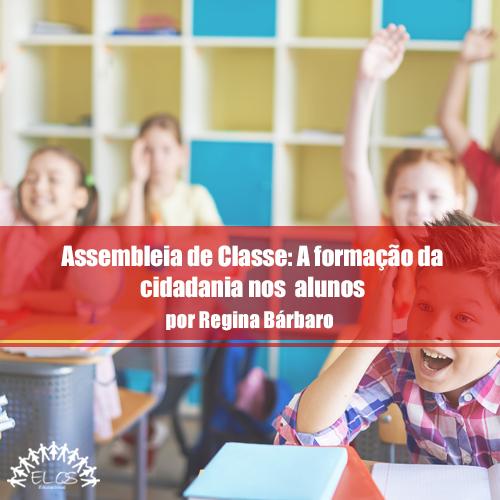 Assembleia de classe – A formação da cidadania nos alunos