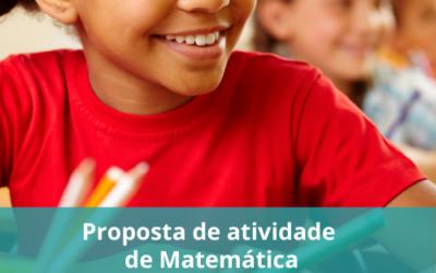 Proposta de atividade para aula de Matemática