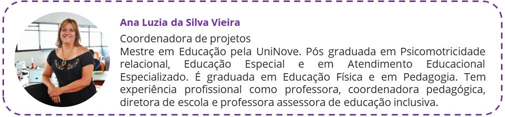 Ana Luzia da Silva Vieira